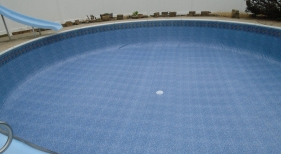 Circular Above Ground Pool